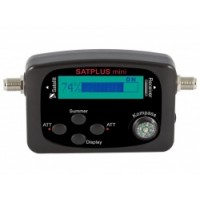 SATELLIET FINDER + KABEL + KOMPAS