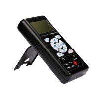 DRAAGBARE SCHAKELENDE LABOVOEDING 0-30 VDC / 0-3.75 A MAX. MET LCD-DISPLAY
